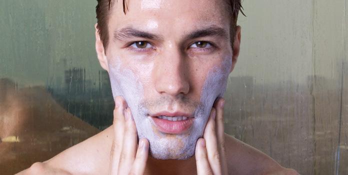 face-scrub