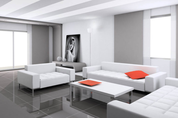 gorgeous-white-living-room-set