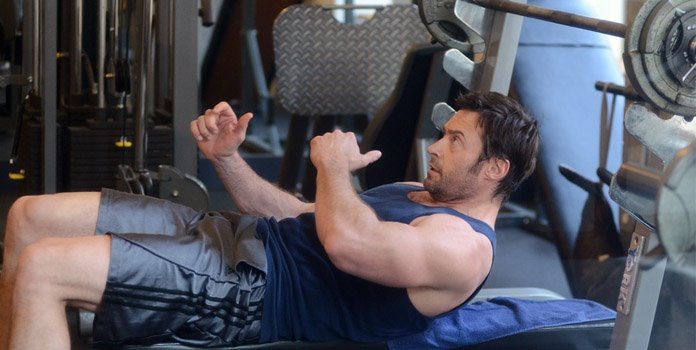 Hugh Jackman Workout Plan- The Wolverine Workout