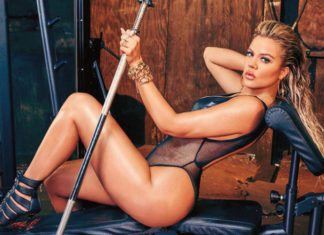 Khloe Kardashian Workouts