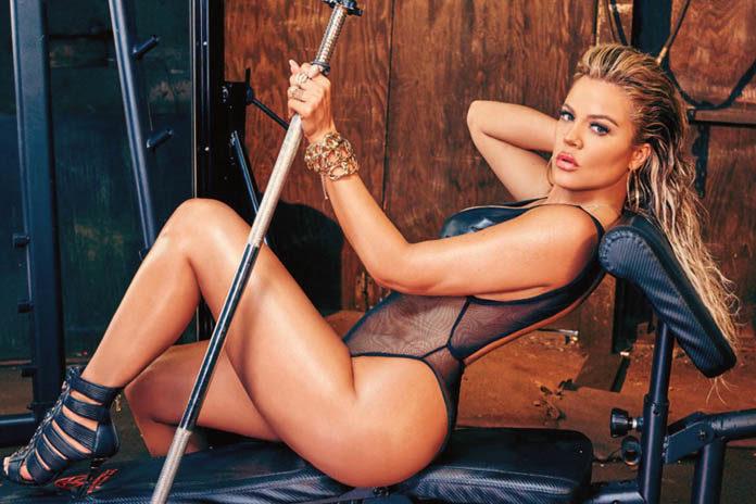 Khloe Kardashian Workouts