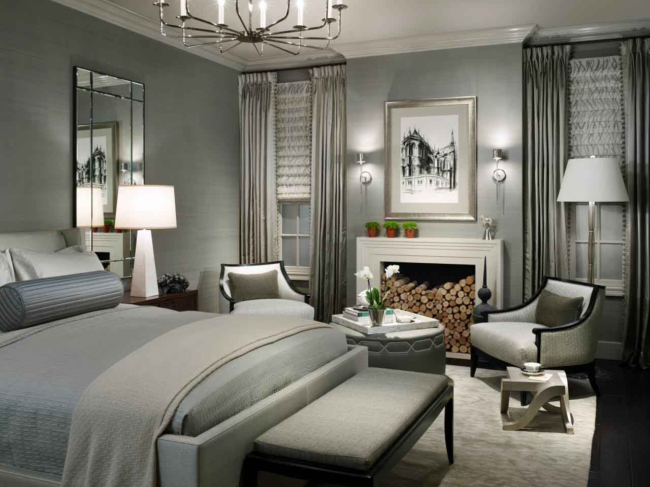 magical-metallic-grey-bedroom-idea