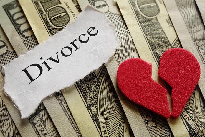 most expensive divorces