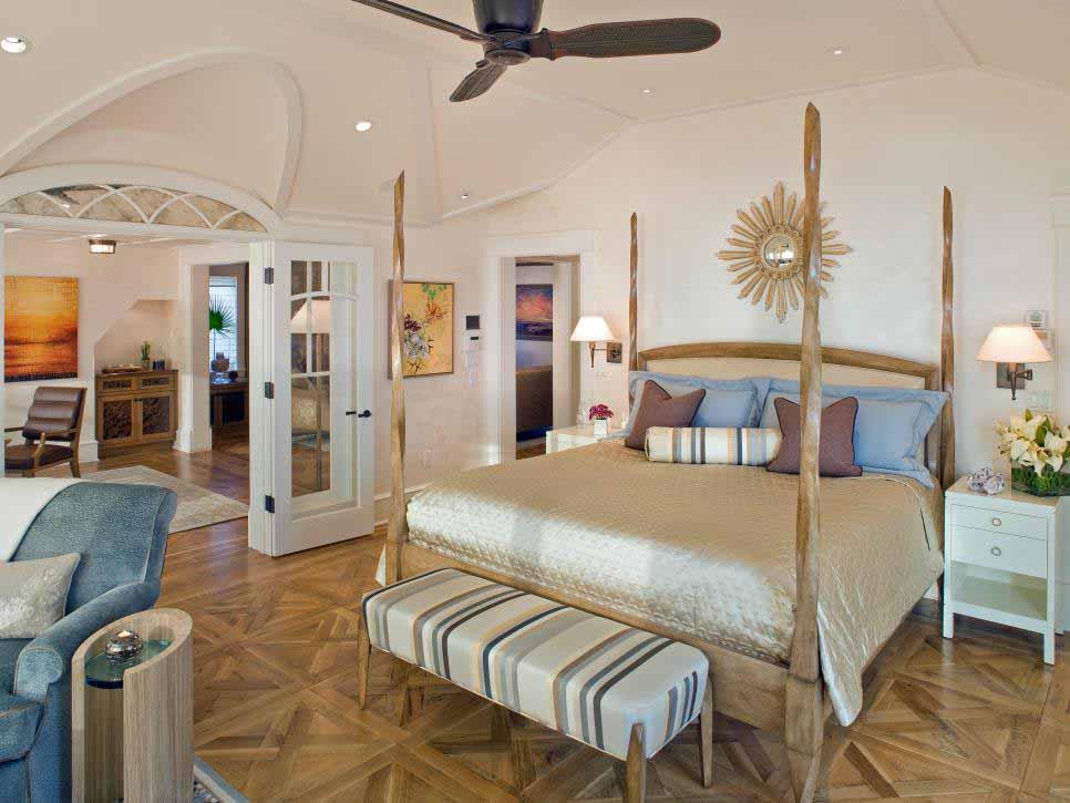 Original Coastal Beach Inspired Bedroom