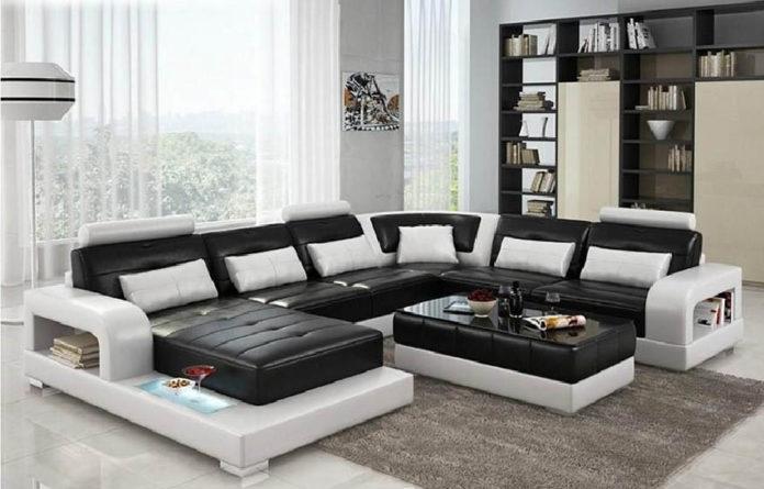 retro-black-and-white-living-room
