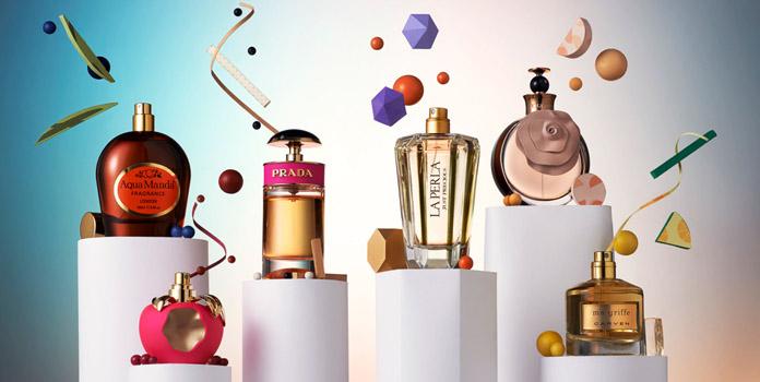 Set of Fragrances