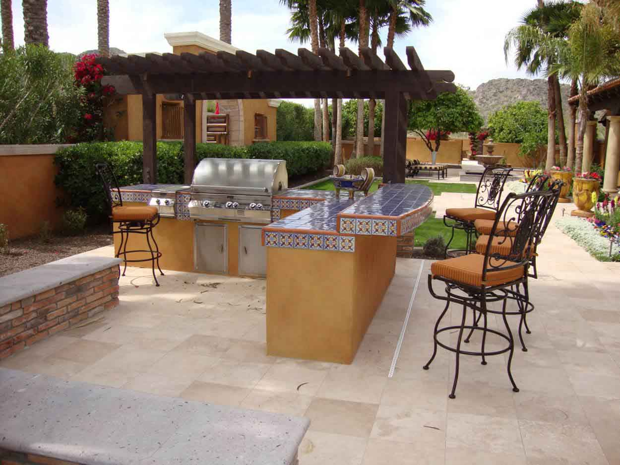 beautiful outdoor kitchen ideas which are pure inspiration