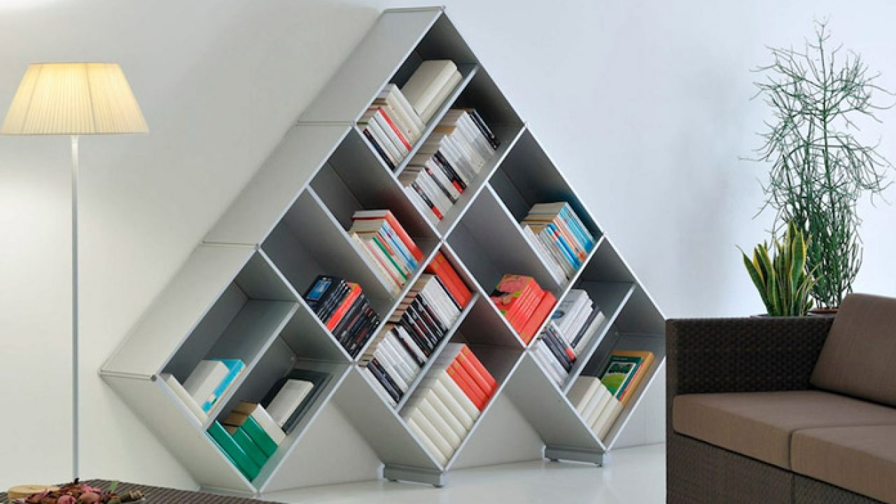 Bookshelves That Will Your Mind