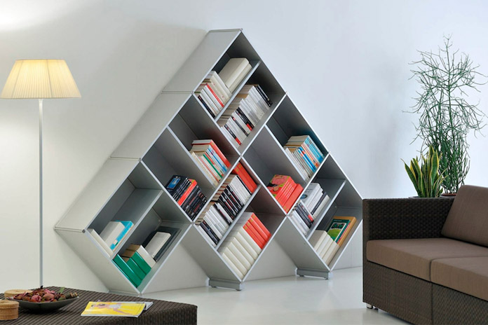 Unique Bookshelves 20 amazingly unique bookshelves that will blow your mind | livinghours