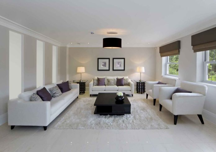white-living-room-with-soft-pink