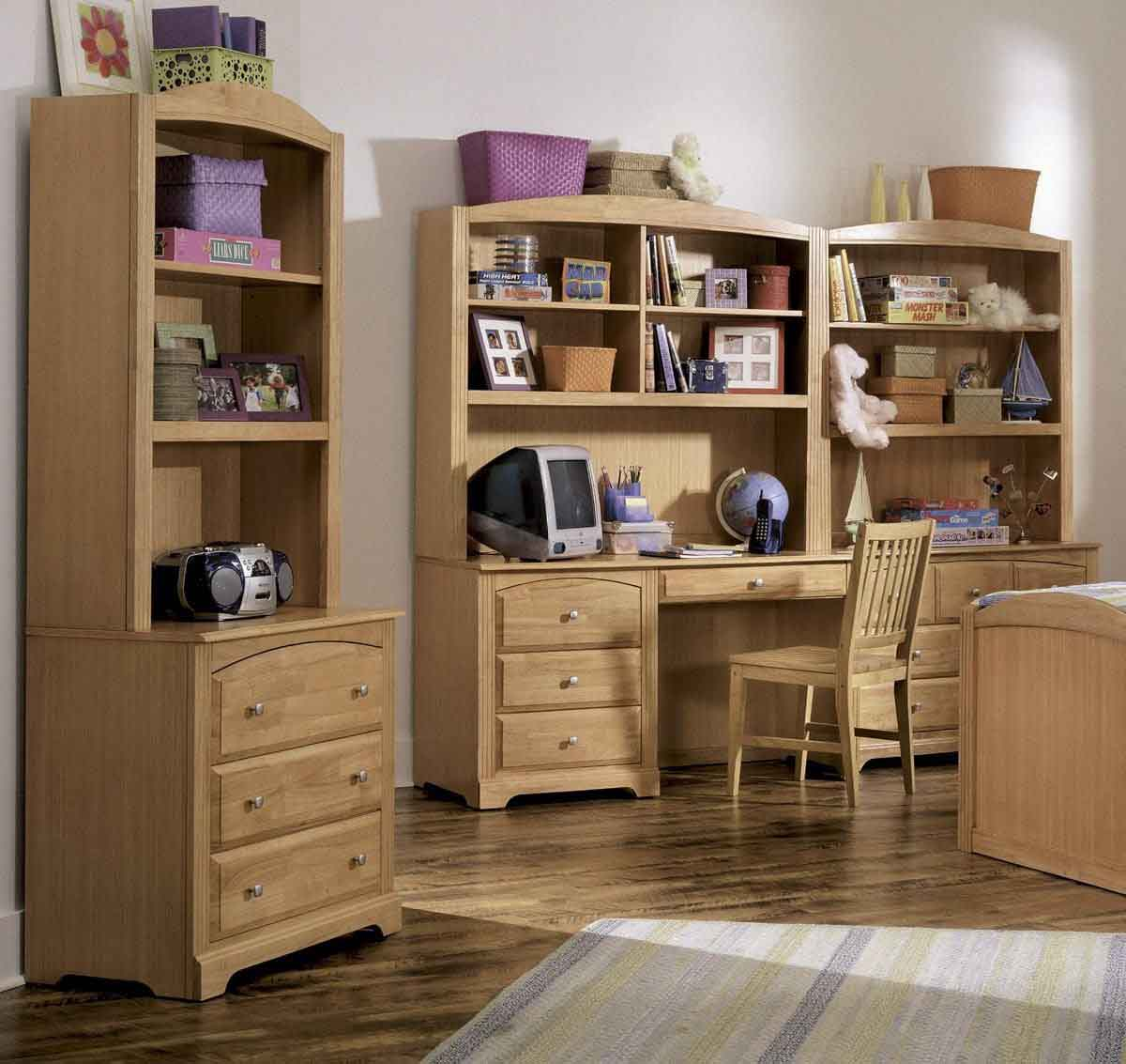 Wooden Bedroom Storage Furniture