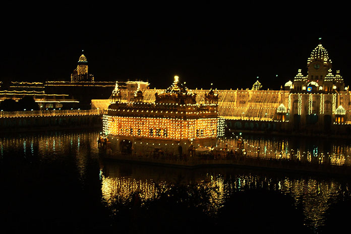 golden temple diwali wallpaper - photo #3