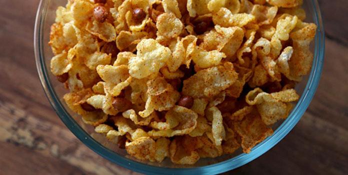 cornflakes-chivda