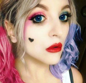 cute-harley-quinn-makeup