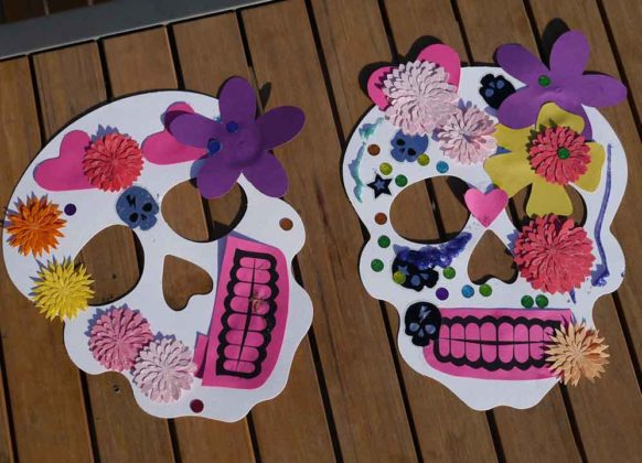 Day of the Dead Mask 7