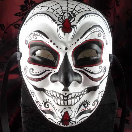 Day of the Dead Mask 5
