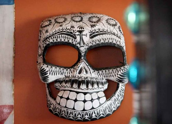 Day of the Dead Masks 9