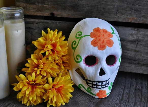 Day of the Dead Masks 10