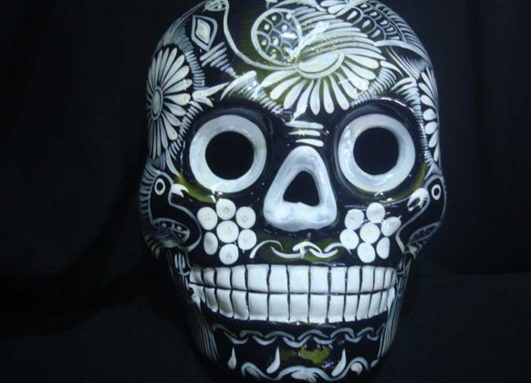 Day of the Dead Masks 11
