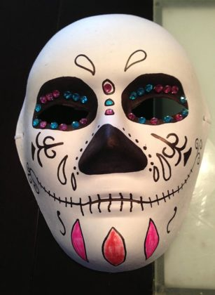 Day of the Dead Mask 13