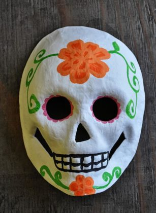 Day of the Dead Mask 14