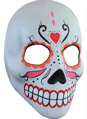 Day of the Dead Mask 15