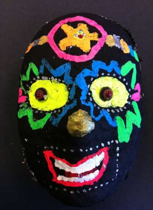 Day of the Dead Mask 16