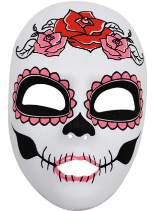 Day of the Dead Mask 17