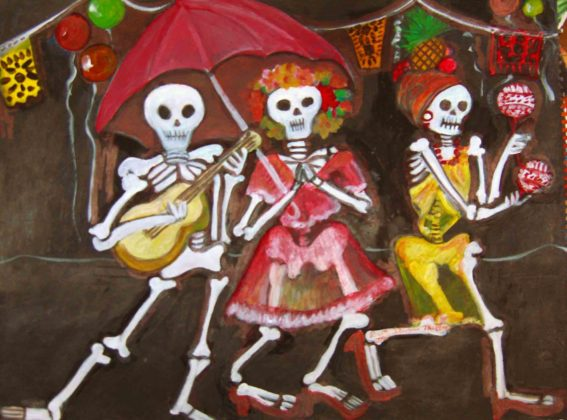 Day of the Dead Artwork 18