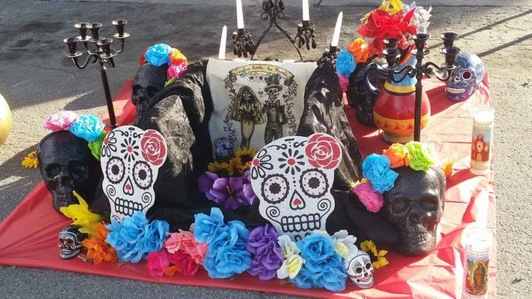 Day of the Dead Artwork 1
