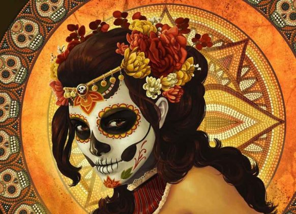 Day of the Dead Makeup Ideas 2