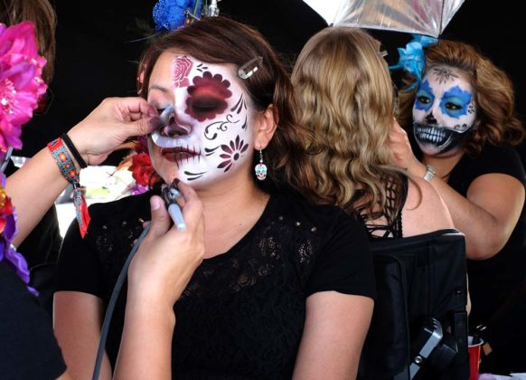 Day of the Dead Makeup Ideas 4
