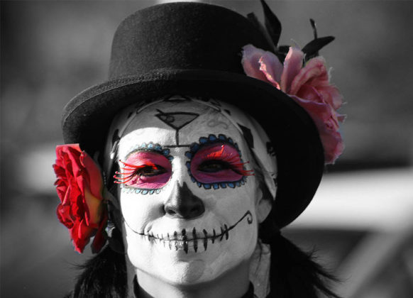 Day of the Dead Makeup Ideas 5