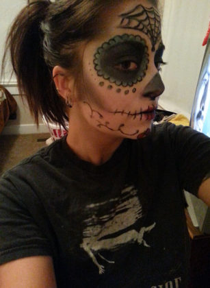 Day of the Dead Makeup Ideas 8