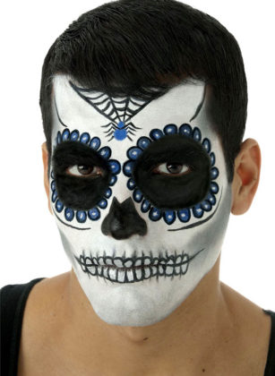 Day of the Dead Makeup Ideas 11