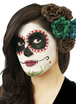 Day of the Dead Makeup Ideas 12