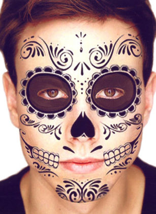 Day of the Dead Makeup Ideas 14