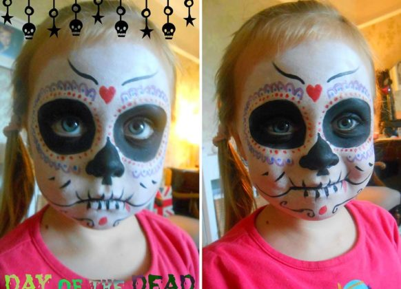 Day of the Dead Makeup Ideas 18