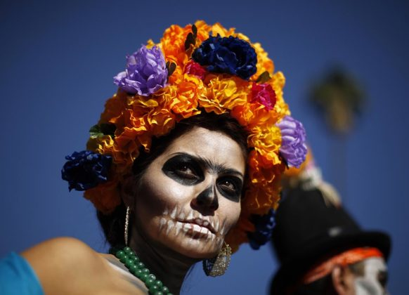 Day of the Dead Makeup Ideas 20