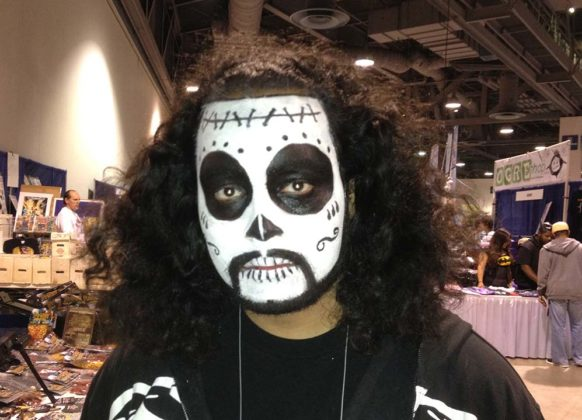 Day of the Dead Makeup Ideas 24