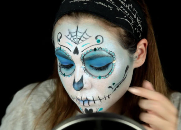 Day of the Dead Makeup Ideas 26