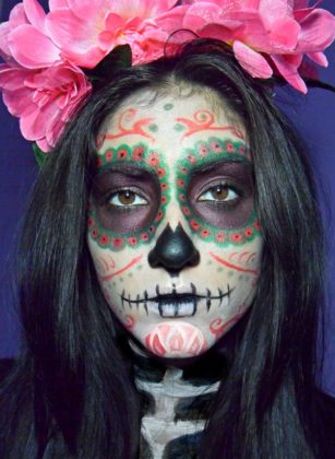 Day of the Dead Makeup Ideas 27