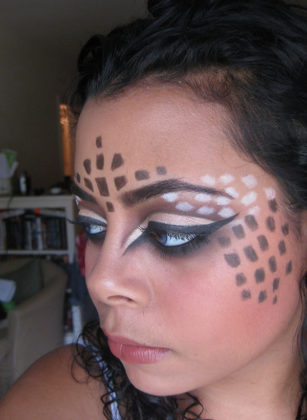 Day of the Dead Makeup Ideas 31
