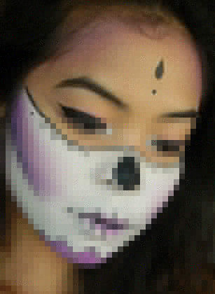 Day of the Dead Makeup Ideas 33
