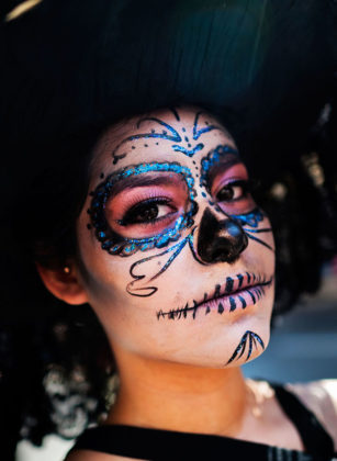 Day of the Dead Makeup Ideas 36