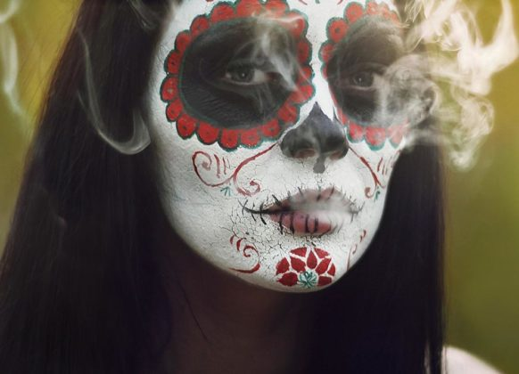 Day of the Dead Makeup Ideas 42