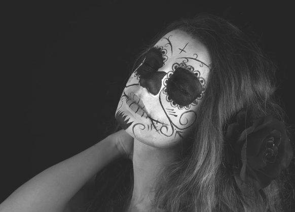 Day of the Dead Makeup Ideas 44