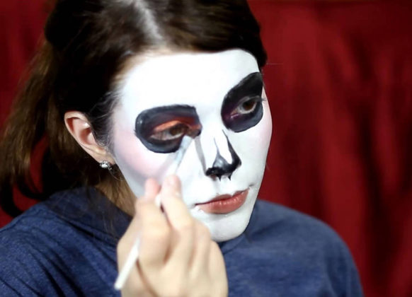 Day of the Dead Makeup Ideas 45