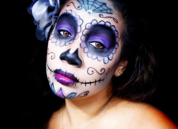 Day of the Dead Makeup Ideas 47
