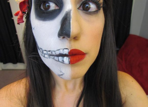 Day of the Dead Makeup Ideas 1